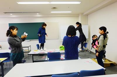 大阪講師育成の様子