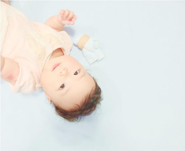 おひるねアート講師の特徴は、赤ちゃんがいても〇〇に困らない。