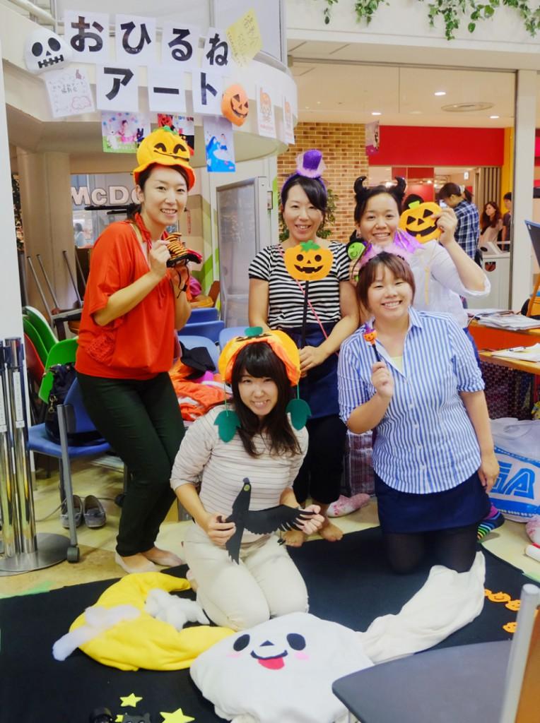 【9/19】ららぽーと東京BAYママハピエキスポ、レポ
