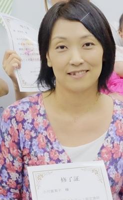 【ピックアップ講師】大阪5期・小川富美子講師