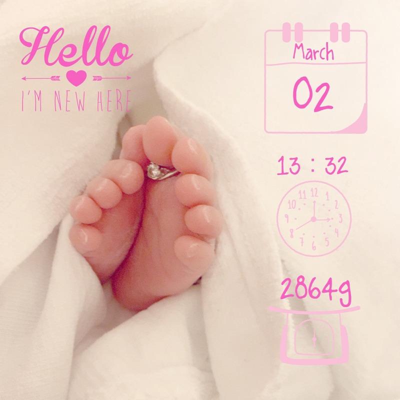 マタニティ期から生後1か月まで残しておきたい13の写真